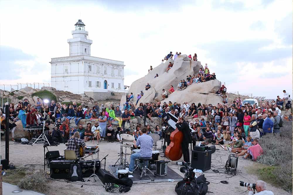Musica sulle Bocche 2015 - Faro di Capo Testa