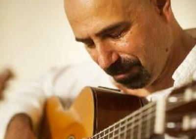 """Ignazio Cadeddu – chitarra sarda e saggio finale laboratorio """"Eco-musica"""""""