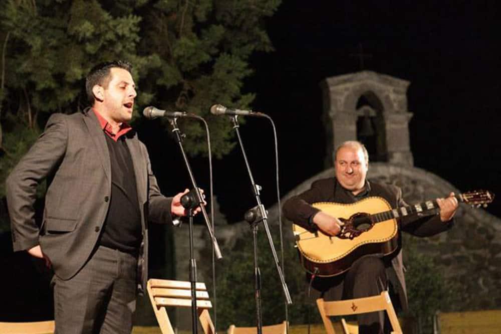 DANIELE GALLIARA e BRUNO MALUDROTTU Canto in re