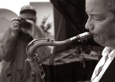 """""""Jazzy-ga"""" Laboratorio di fotografia della musica dal vivo"""