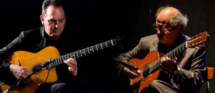 Battista Giordano e Stochelo Rosenberg