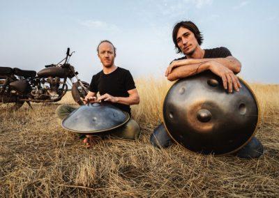 Hang Massive duo (UK)