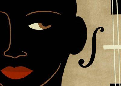 Suono e Immagine. Illustrazione e Jazz