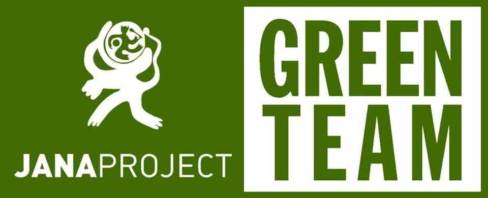 Jana Project Green Team