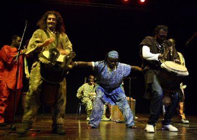 MAMADOU E I GOUNEY AFRICA