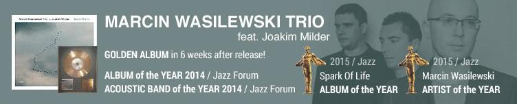 Marcin Wasilewski awards