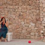 Spettacolo del Festival Teatri Peregrini – Tessuto Donna