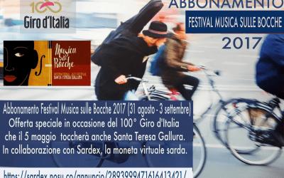 Abbonamento in offerta speciale in occasione del Giro d'Italia