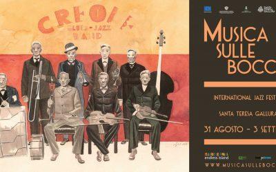 L'opera originale di Igort per Musica sulle Bocche 2017
