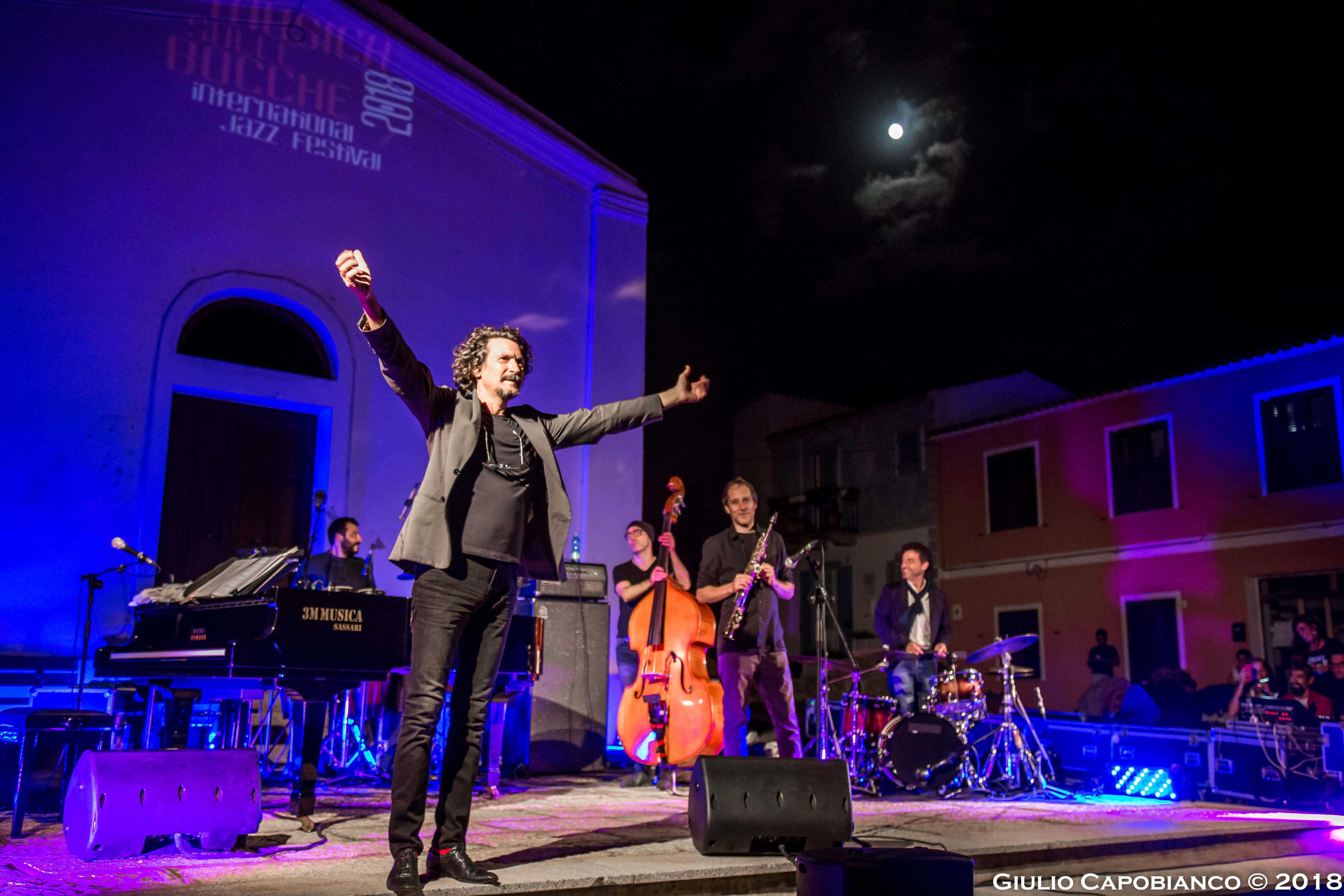 Sergio Cammariere Festival Musica sulle Bocche 2018
