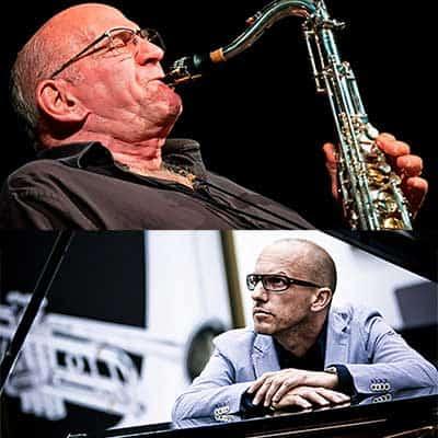 Antonio Farao' Quartet Feat Dave Liebman