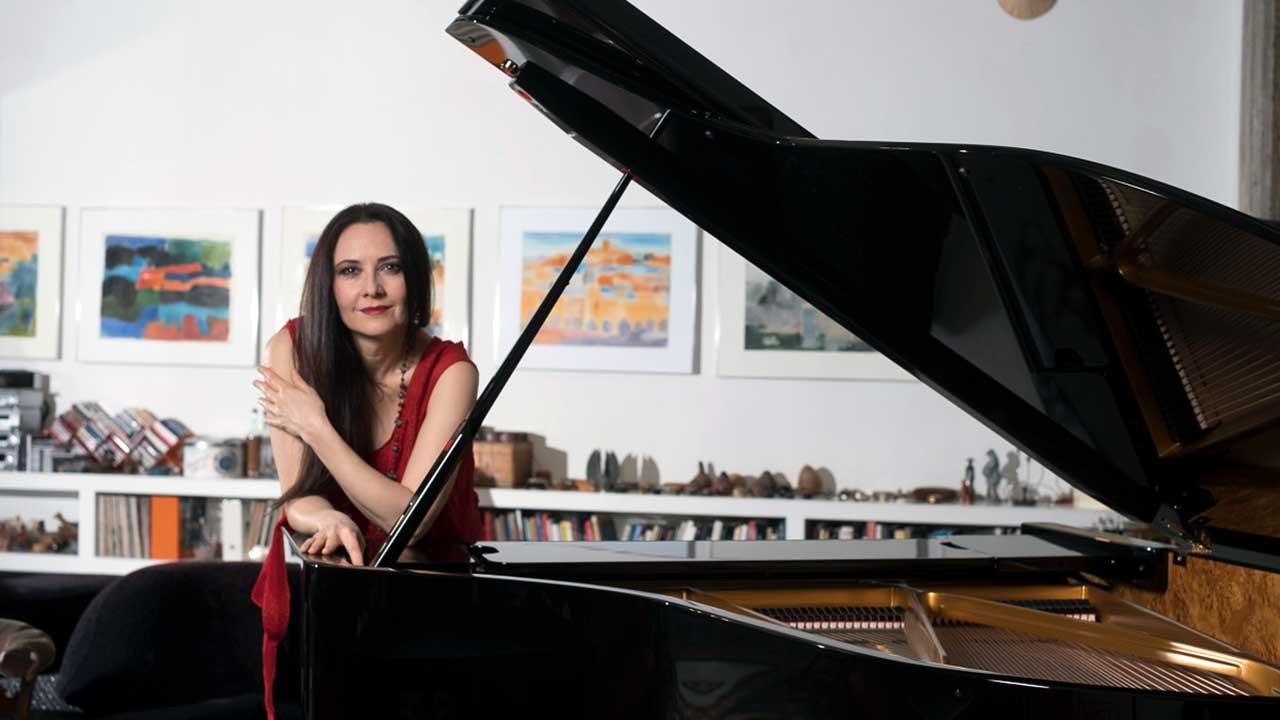 Giuliana Soscia Solo Piano - Nulvi