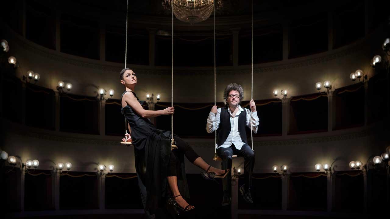 Petra Magoni e Ferruccio Spinetti - Castelsardo