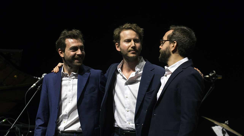 Simone Graziano Trio - Castelsardo