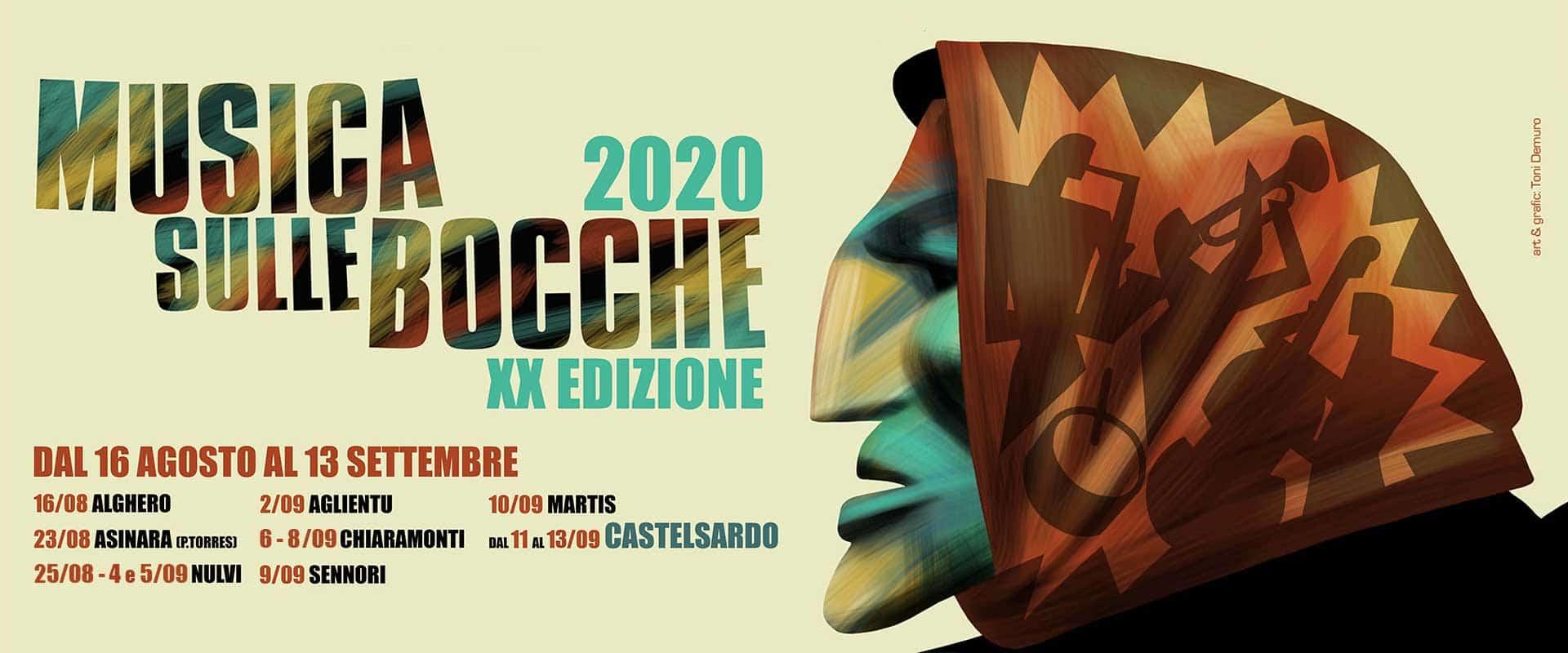 2020 Musica sulle Bocche